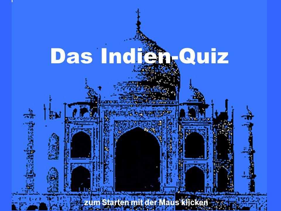 Das Indien-Quiz zum Starten mit der Maus klicken