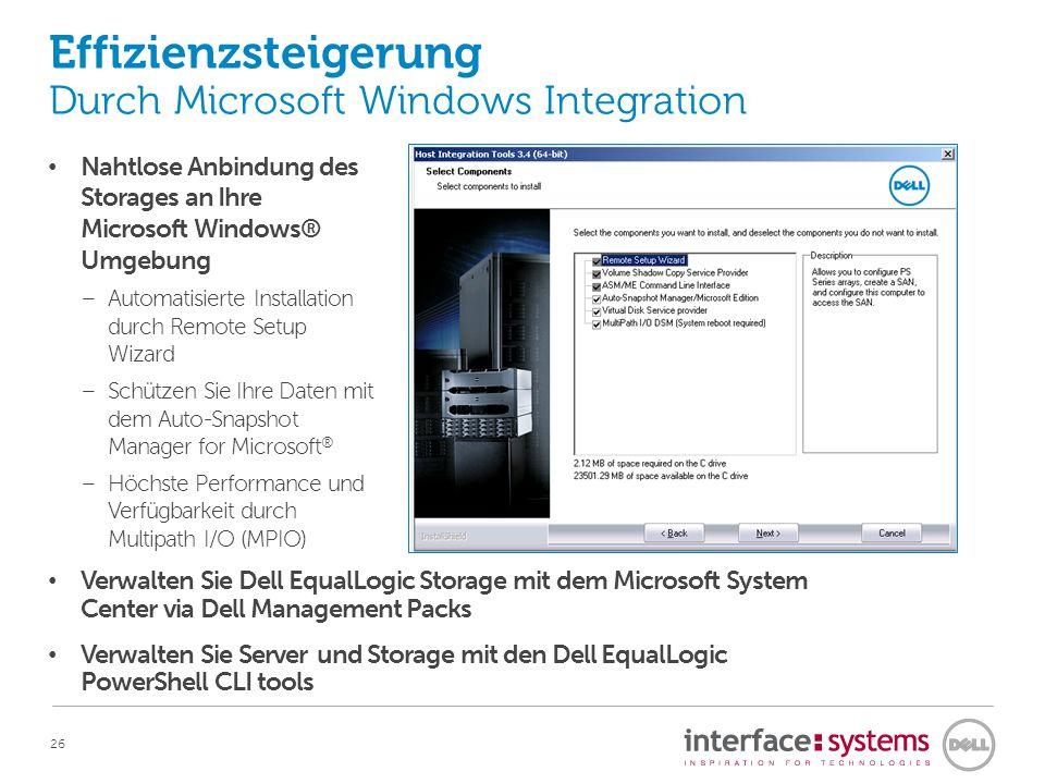 Schützen Sie Microsoft Apps & Hyper-V Daten Auto Snapshot Manager/Microsoft