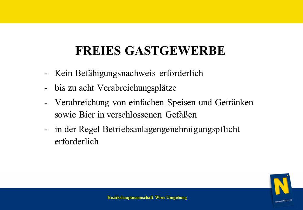Bezirkshauptmannschaft Wien-Umgebung