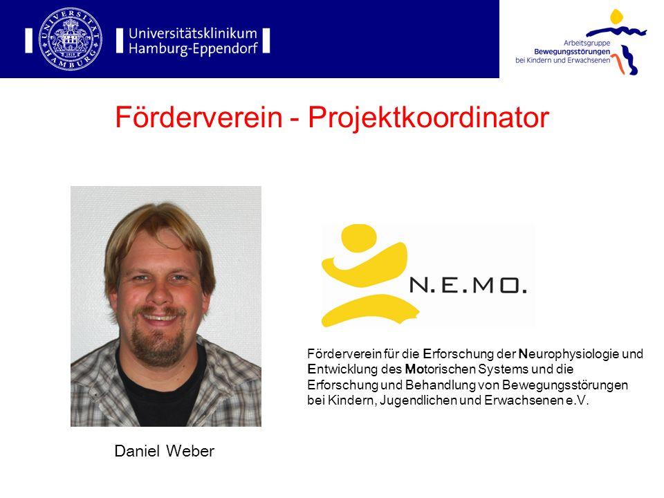 Förderverein - Projektkoordinator