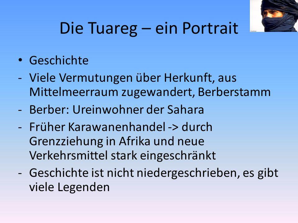 Die Tuareg – ein Portrait