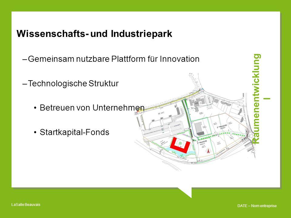 Wissenschafts- und Industriepark