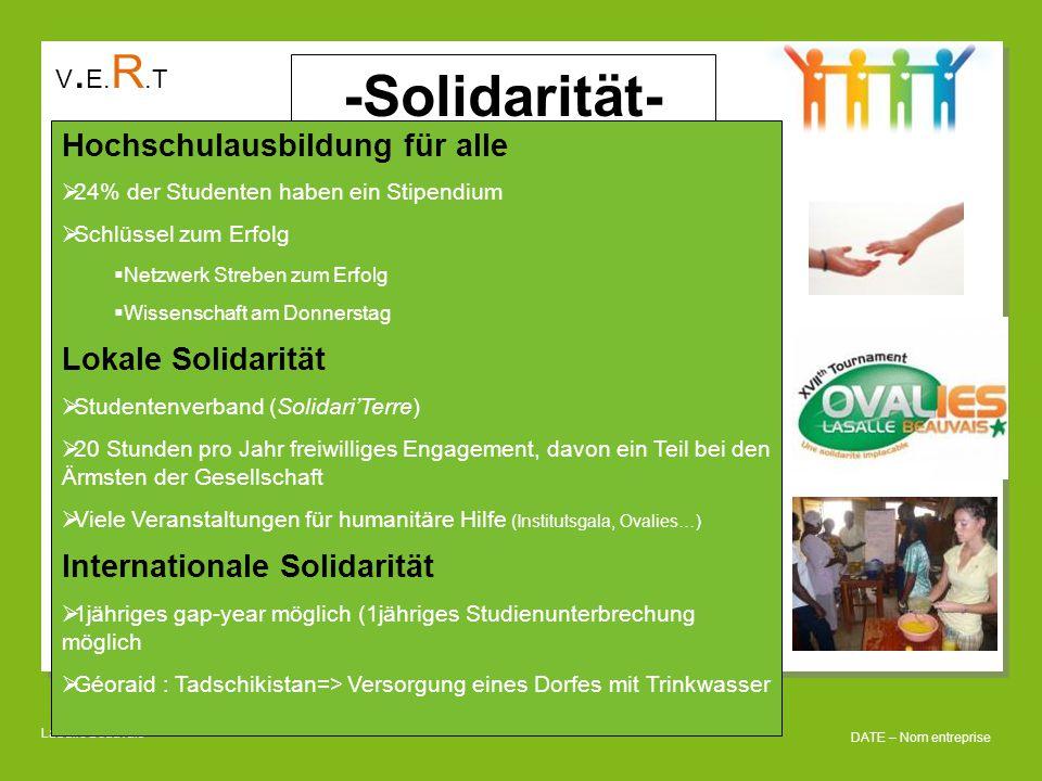 -Solidarität- Hochschulausbildung für alle Lokale Solidarität