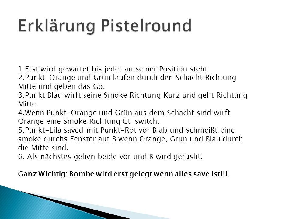 Erklärung Pistelround