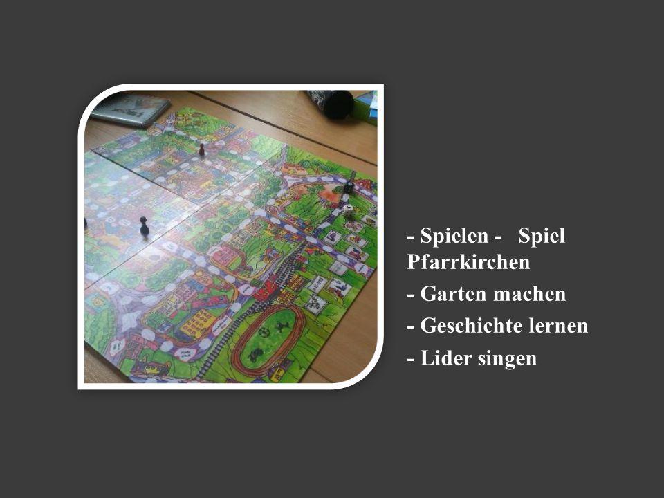 - Spielen - Spiel Pfarrkirchen