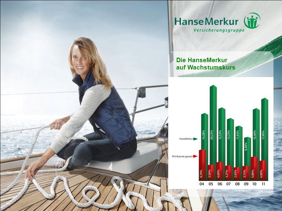 Die HanseMerkur auf Wachstumskurs 17