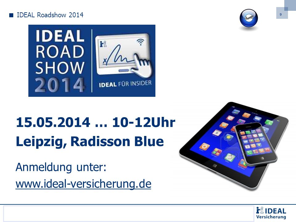15.05.2014 … 10-12Uhr Leipzig, Radisson Blue