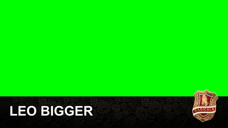 Leo Bigger LEO BIGGER