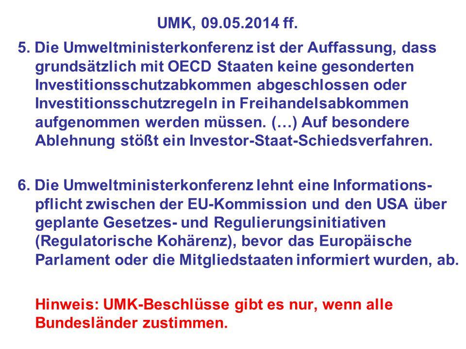 UMK, 09.05.2014 ff.