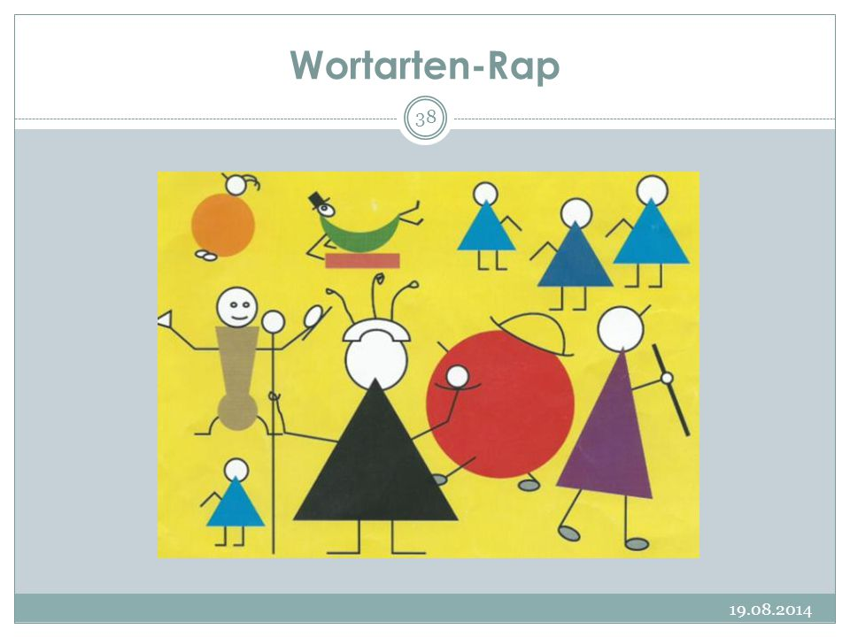 Wortarten-Rap 05.04.2017