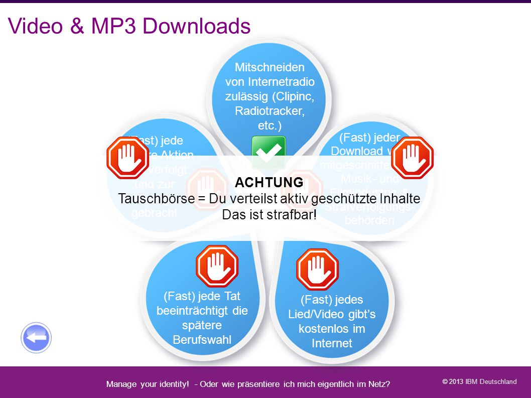 Video & MP3 Downloads Mitschneiden von Internetradio zulässig (Clipinc, Radiotracker, etc.) ACHTUNG.