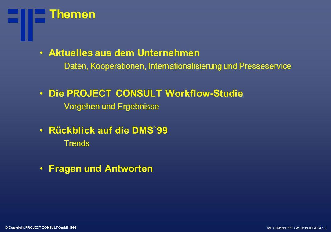 Themen Aktuelles aus dem Unternehmen Daten, Kooperationen, Internationalisierung und Presseservice.