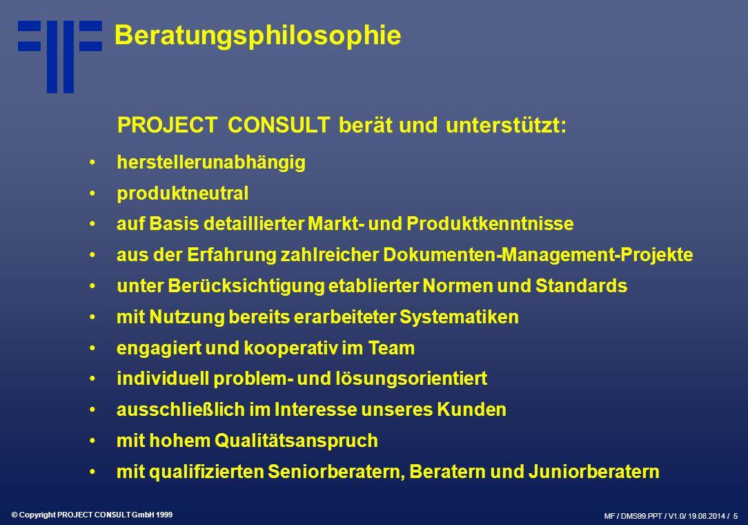Beratungsphilosophie