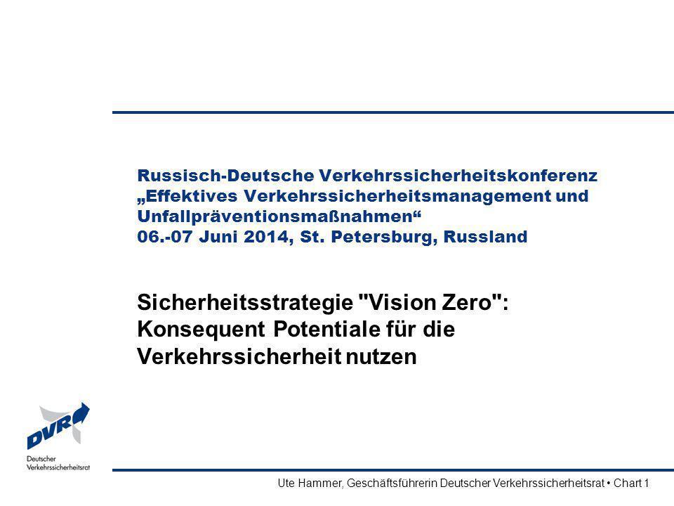 Sicherheitsstrategie Vision Zero :