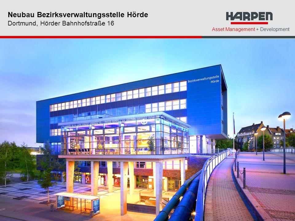 Neubau Bezirksverwaltungsstelle Hörde