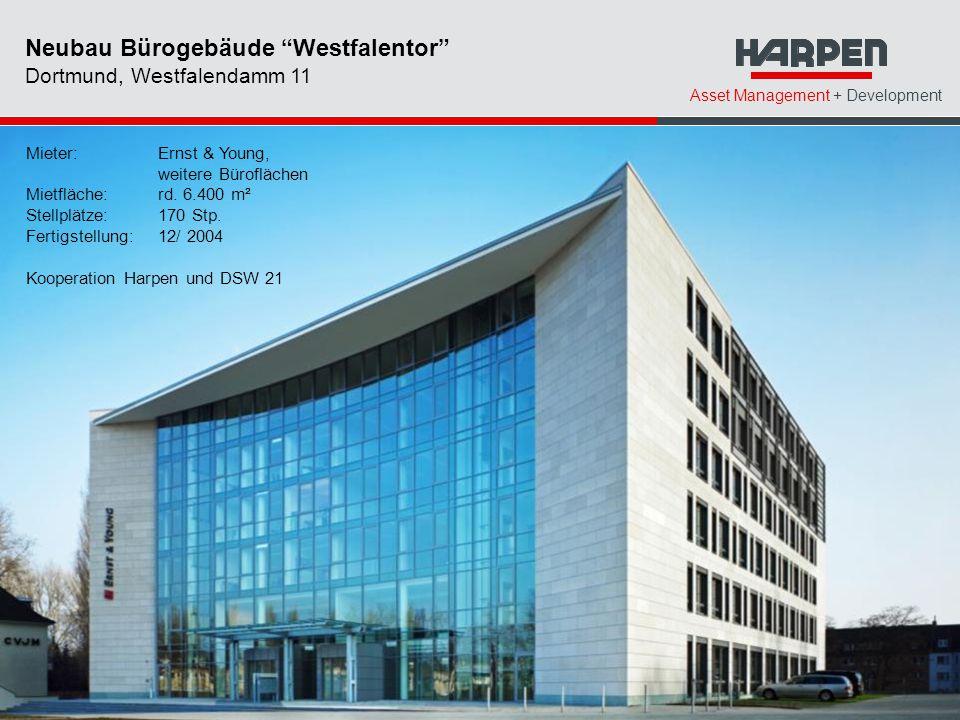 Neubau Bürogebäude Westfalentor