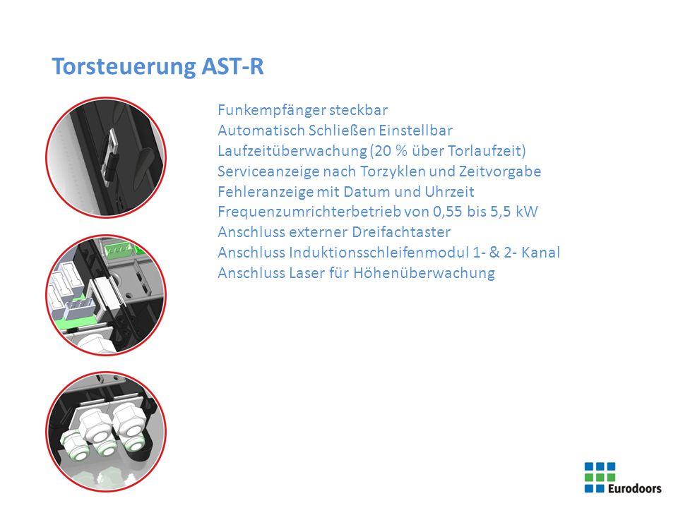 Torsteuerung AST-R Funkempfänger steckbar