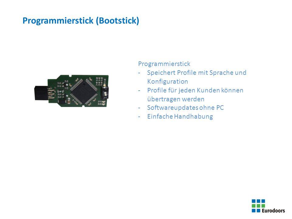 Programmierstick (Bootstick)