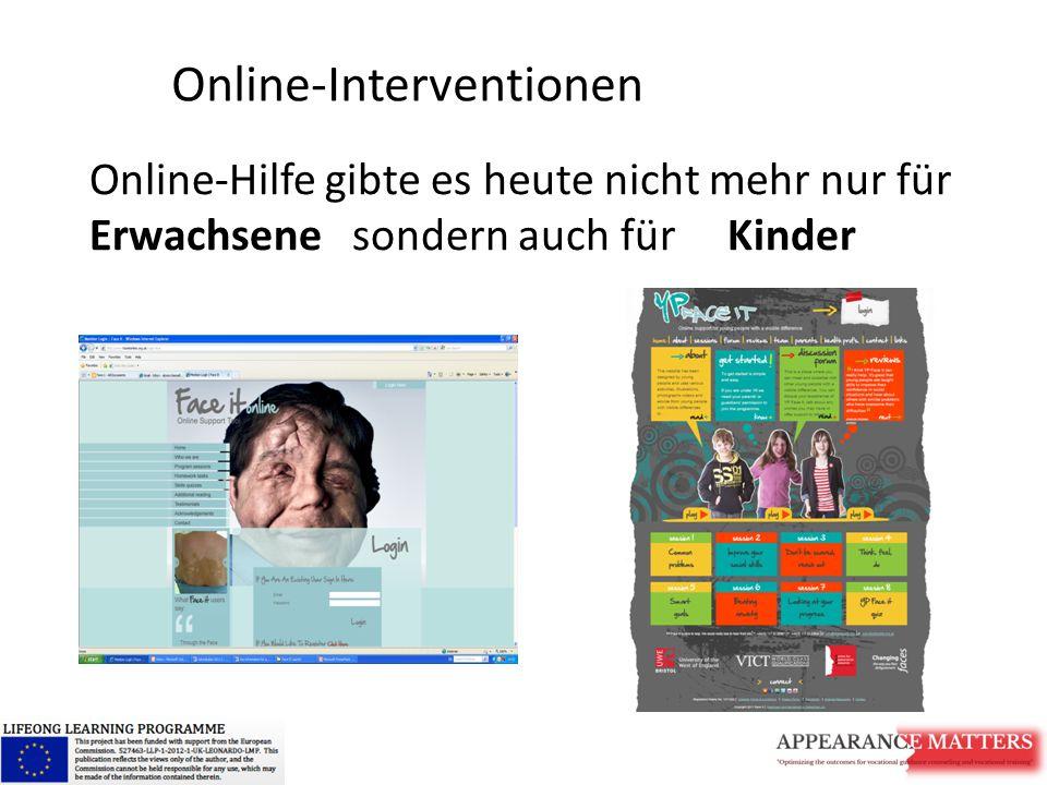 Online-Interventionen
