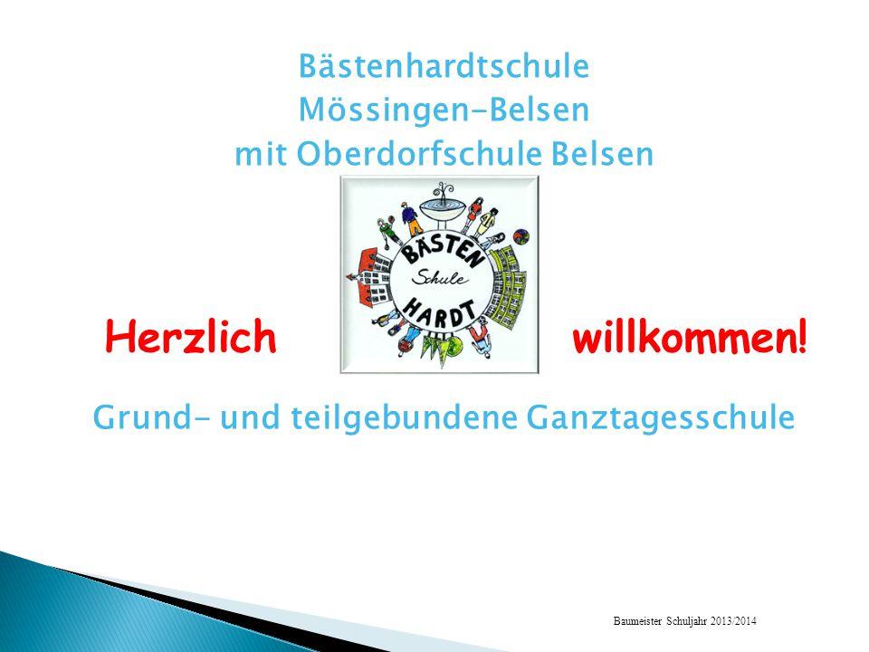 Baumeister Schuljahr 2013/2014