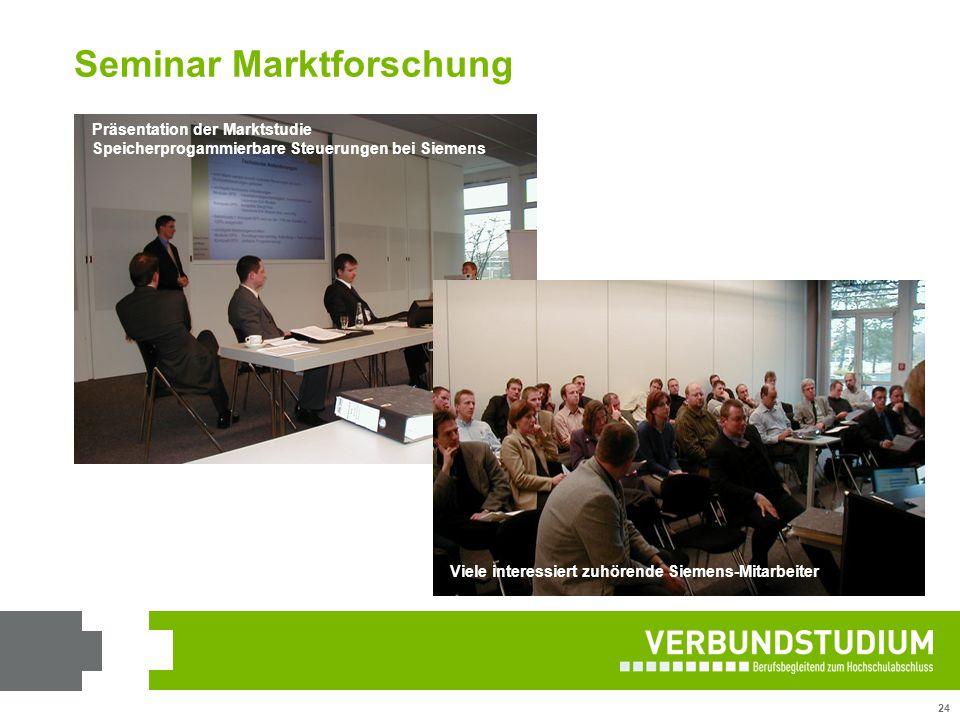 Seminar Marktforschung