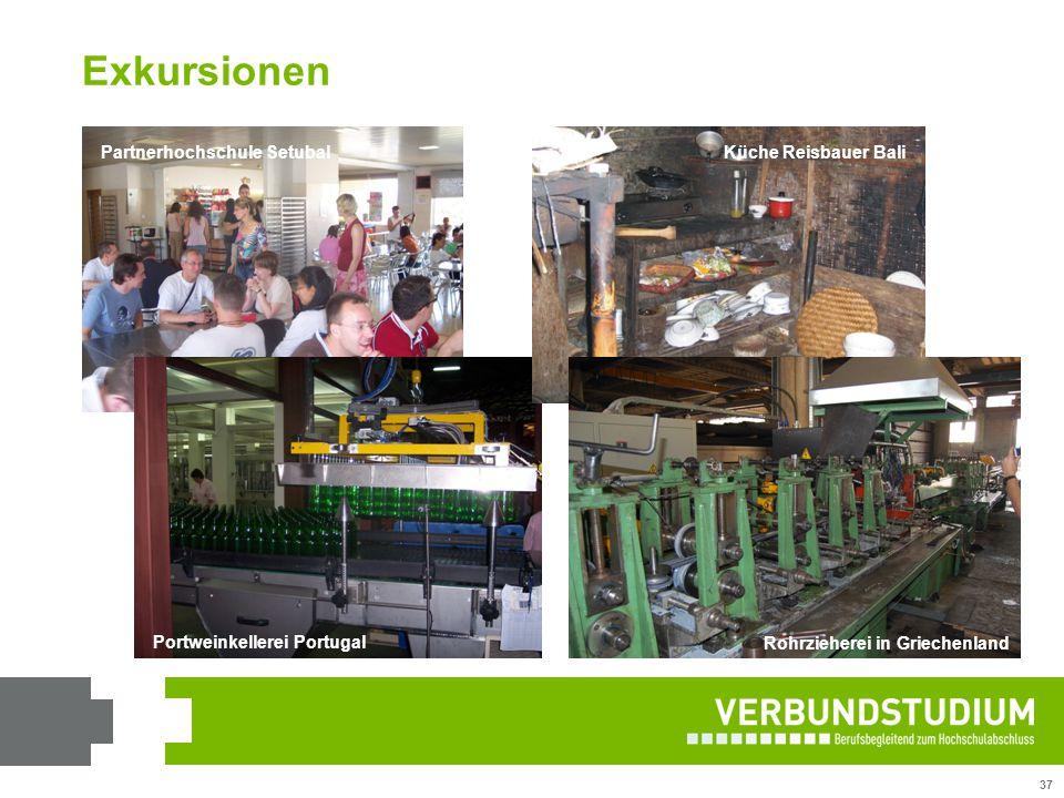 Exkursionen Partnerhochschule Setubal Küche Reisbauer Bali