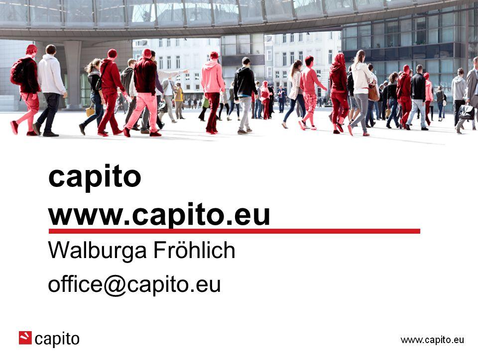 Walburga Fröhlich office@capito.eu