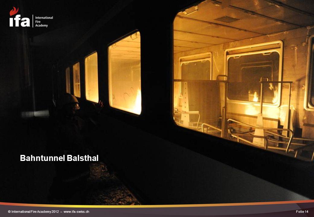 Bahntunnel Balsthal Hier ein Bild aus dem Bahntunnel mit dem brennenden Personenwaggon … << Spontane Erläuterung >>