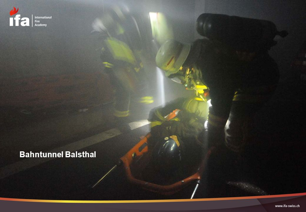 Bahntunnel Balsthal