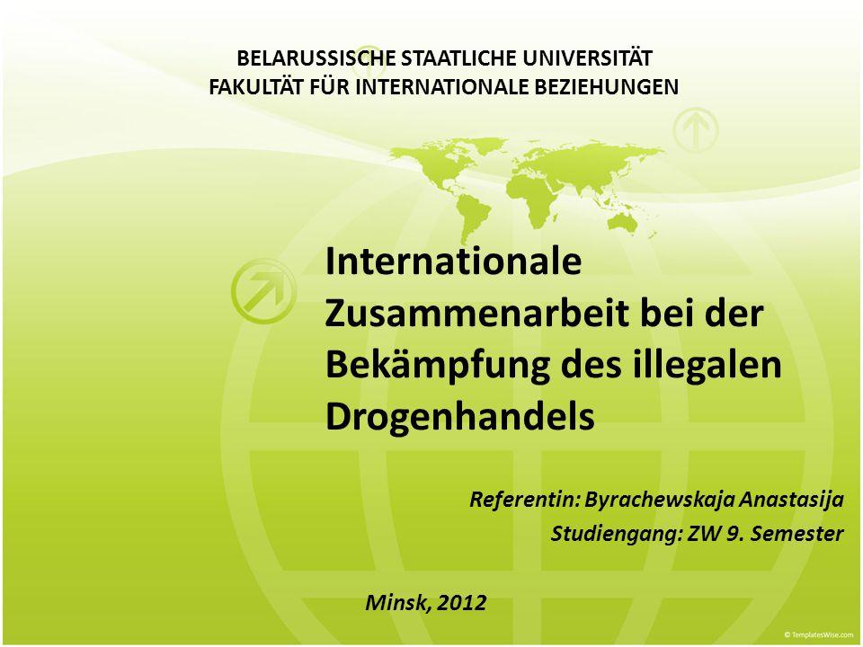 FAKULTÄT FÜR INTERNATIONALE BEZIEHUNGEN
