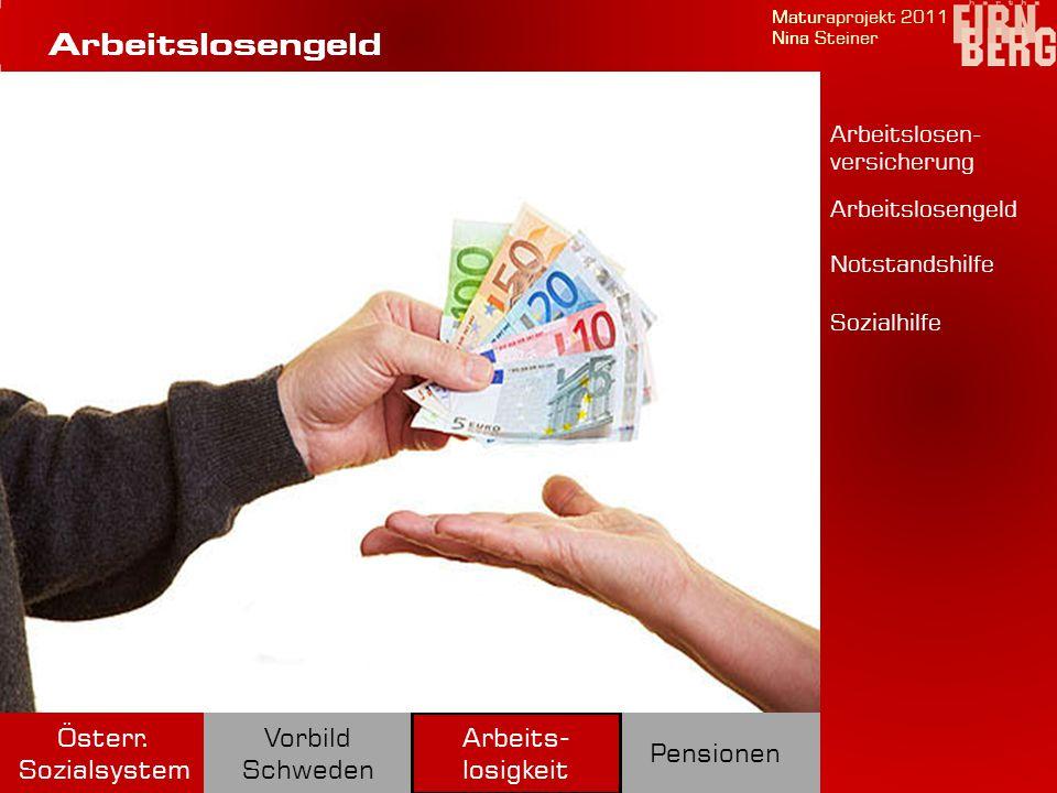Arbeitslosengeld Arbeitslosen-versicherung Arbeitslosengeld