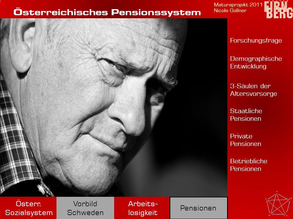 Österreichisches Pensionssystem