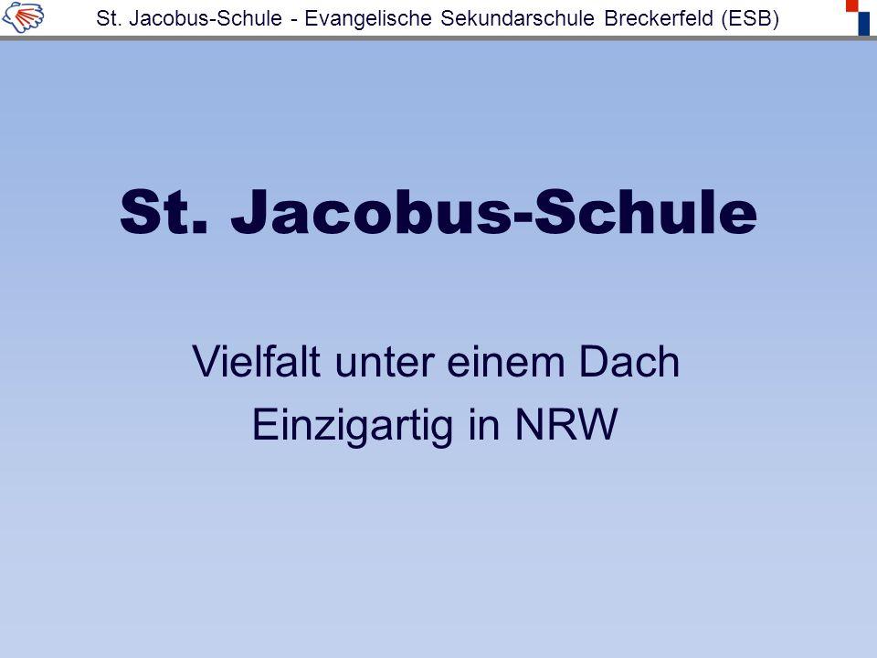 Vielfalt unter einem Dach Einzigartig in NRW
