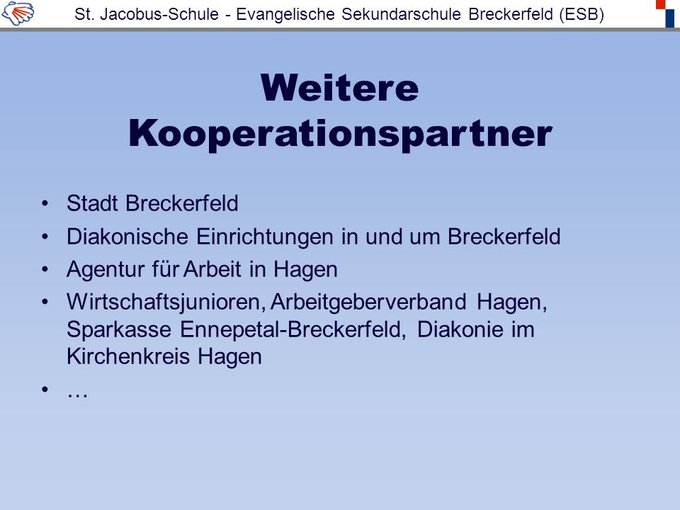 Weitere Kooperationspartner