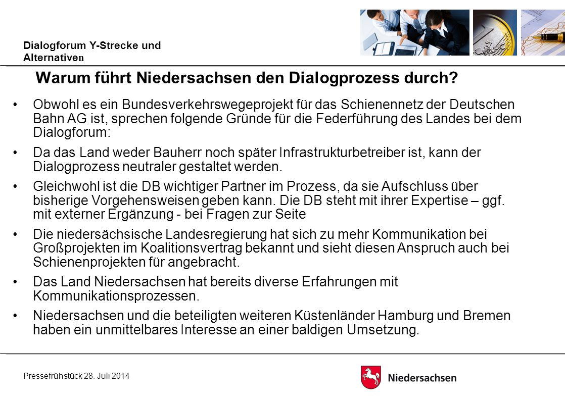 Warum führt Niedersachsen den Dialogprozess durch