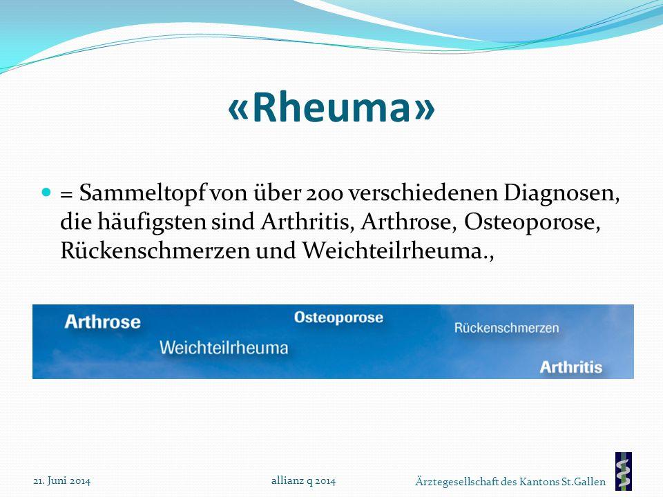 «Rheuma»