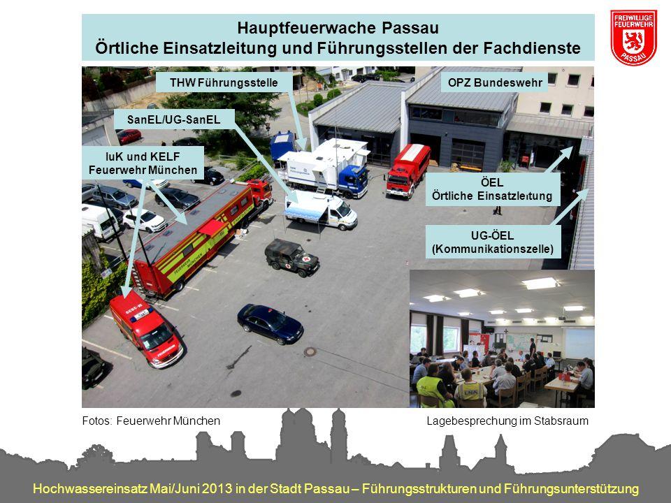 Hauptfeuerwache Passau