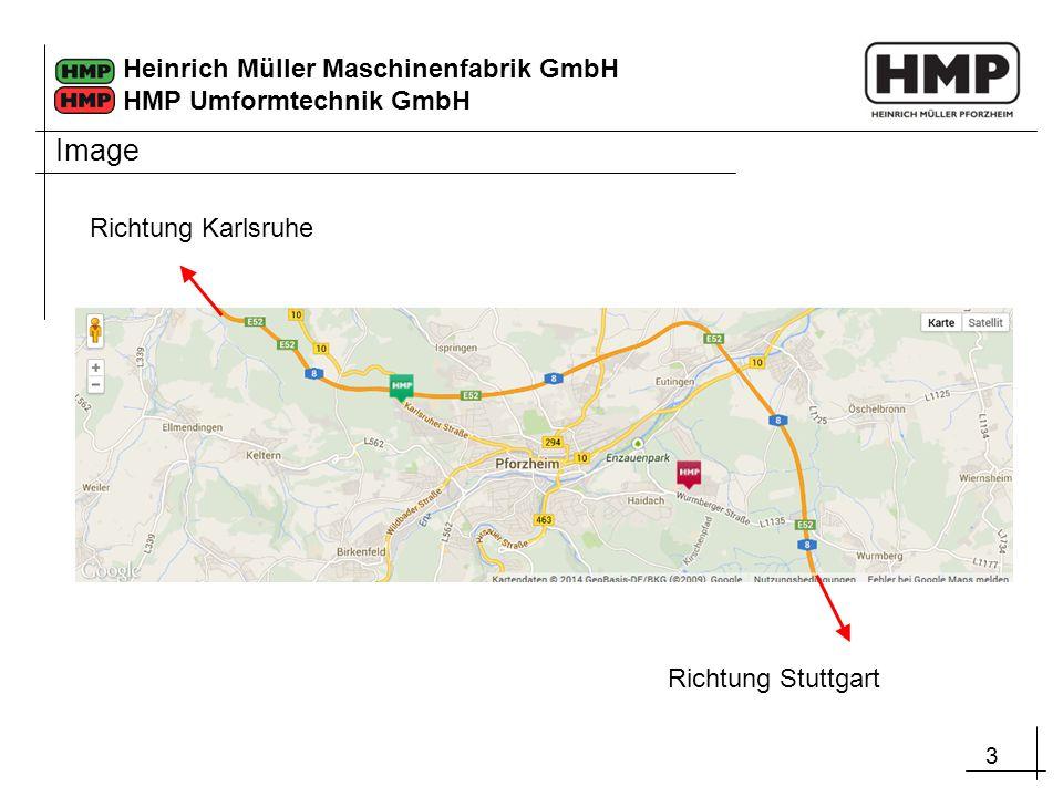 Image Richtung Karlsruhe Richtung Stuttgart