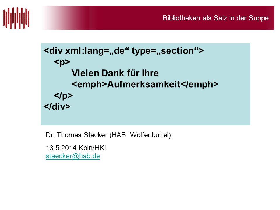 """<div xml:lang=""""de type=""""section > <p>"""