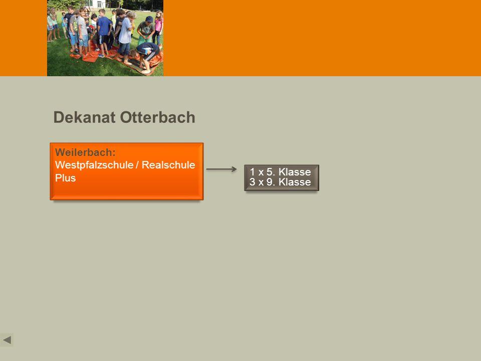 Dekanat Otterbach Weilerbach: Westpfalzschule / Realschule Plus