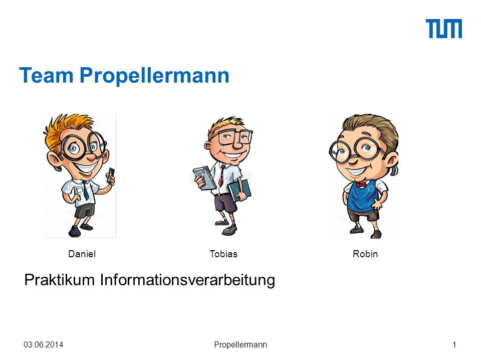 Praktikum Informationsverarbeitung