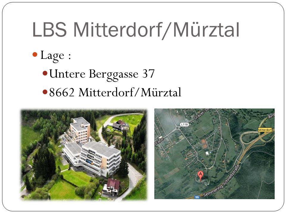 LBS Mitterdorf/Mürztal