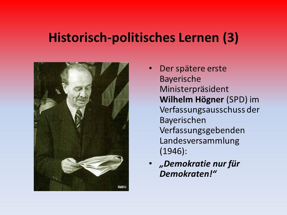 Historisch-politisches Lernen (3)