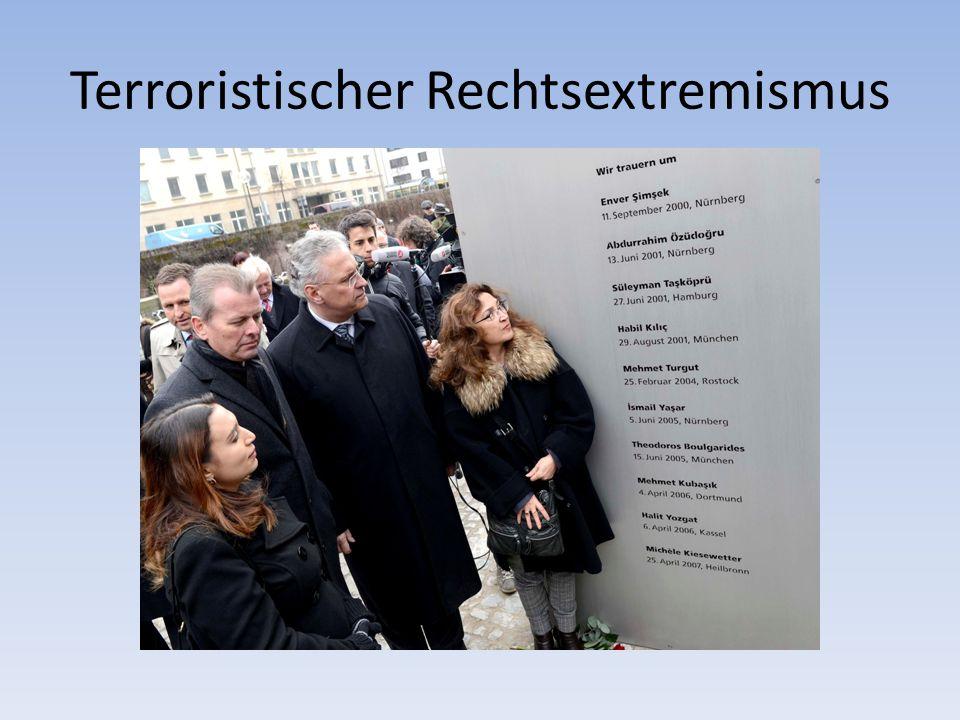 Terroristischer Rechtsextremismus
