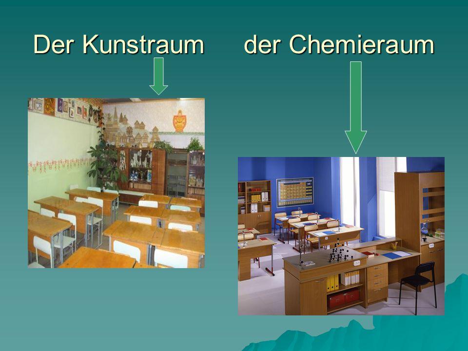 Der Kunstraum der Chemieraum
