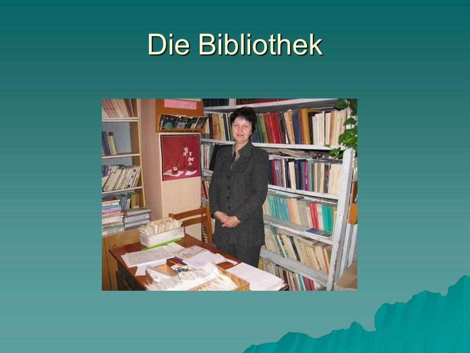 Die Bibliothek