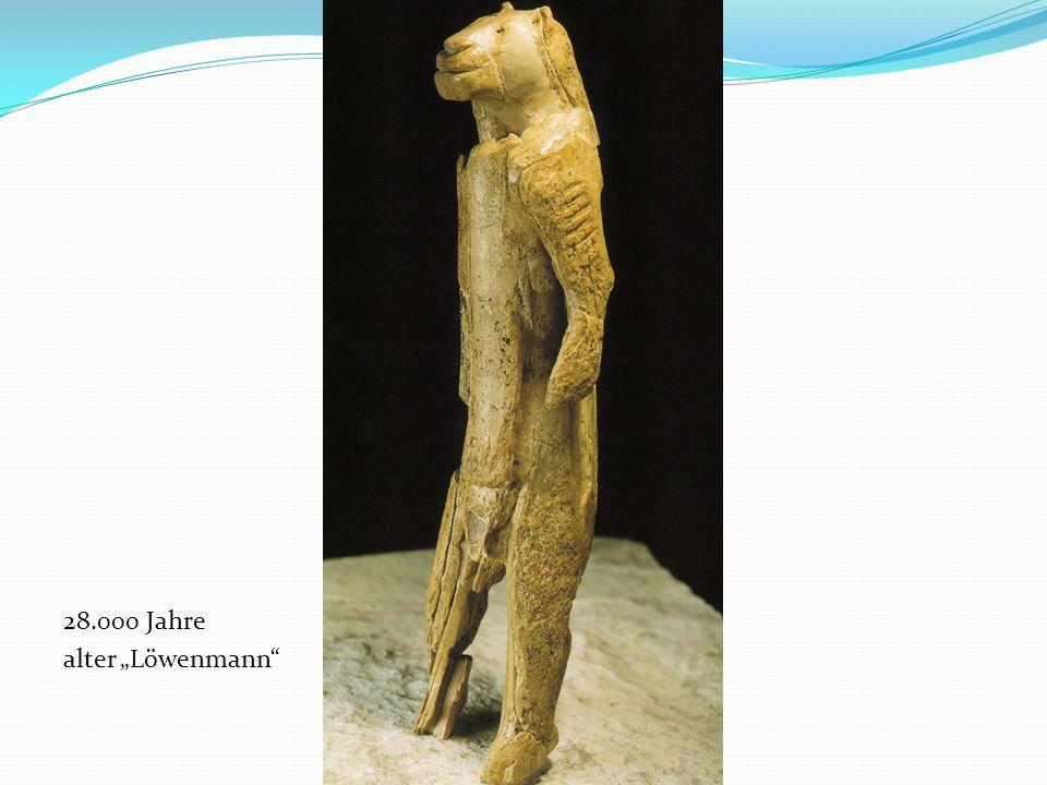 """28.000 Jahre alter """"Löwenmann"""