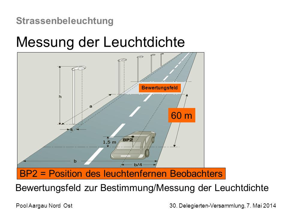 BP2 = Position des leuchtenfernen Beobachters