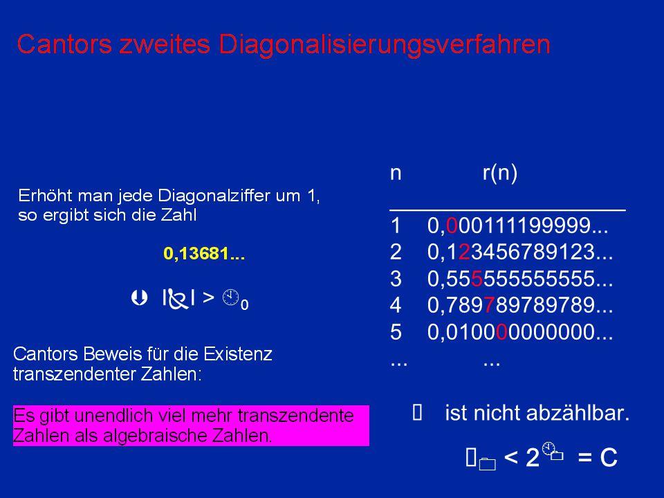 À0 < 2À0 = C n r(n) ___________________ 1 0,000111199999...