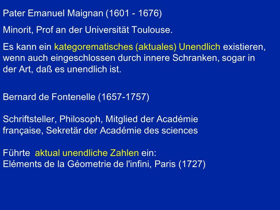 Pater Emanuel Maignan (1601 - 1676)